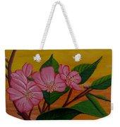 Yamazakura Or Cherry Blossom Weekender Tote Bag
