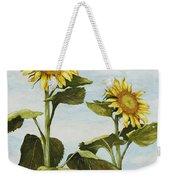 Yana's Sunflowers Weekender Tote Bag