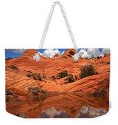 Yant Flat Canyon Reflections Weekender Tote Bag