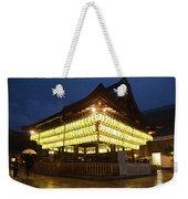 Yasaka Shrine Weekender Tote Bag