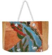 Yawn And Stretch - Tile Weekender Tote Bag