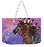 Year Of The Eagle Horse Weekender Tote Bag