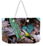Yelllow Trout Lily 1 Weekender Tote Bag