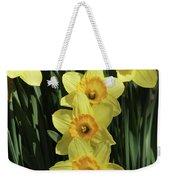 Yellow And Orange Daffodil  #2 Weekender Tote Bag
