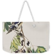 Yellow Bellied Woodpecker Weekender Tote Bag