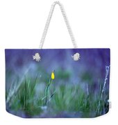 Yellow Bells Weekender Tote Bag