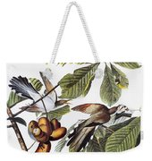 Yellow-billed Cuckoo Weekender Tote Bag