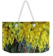 Yellow Buds Weekender Tote Bag