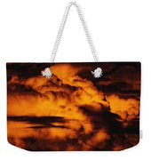 Clouds Time Weekender Tote Bag