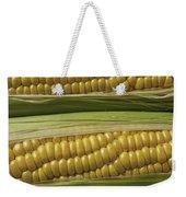Yellow Corn Weekender Tote Bag