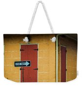 Yellow Cottage French Quarter- Nola Weekender Tote Bag