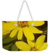 Yellow Daisies Weekender Tote Bag