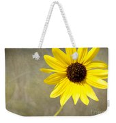 Yellow Daisy By Darrell Hutto Weekender Tote Bag