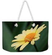 Yellow Daisy Weekender Tote Bag