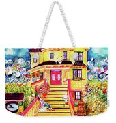 Yellow Dog House Weekender Tote Bag