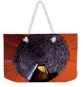 Yellow Door In The Round Weekender Tote Bag