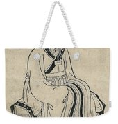 Yellow Emperor, Legendary Chinese Weekender Tote Bag