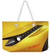 Yellow Ferrari 2013 Weekender Tote Bag