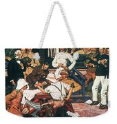 Yellow Fever, Cuba, C1900 Weekender Tote Bag