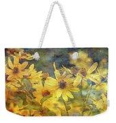 Yellow Flower View 4851 Idp_2 Weekender Tote Bag