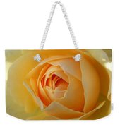 Yellow Graham Thomas Rose Weekender Tote Bag by Jocelyn Friis