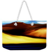 Yellow Hills Weekender Tote Bag