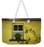 Yellow House County Clare Ireland Weekender Tote Bag