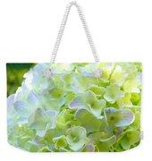 Yellow Hydrangea Flowers Art Prints Baslee Troutman Weekender Tote Bag