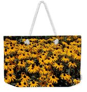 Yellow Is The Color Of ..... Weekender Tote Bag