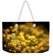 Yellow Island Weekender Tote Bag