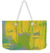 Yellow Ladders Weekender Tote Bag