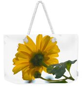 Yellow Light Weekender Tote Bag