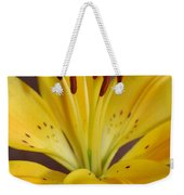 Yellow Lily 2 Weekender Tote Bag