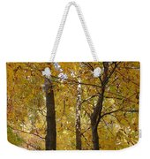 Yellow Magic Weekender Tote Bag