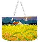 yellow Meadow Ireland Weekender Tote Bag
