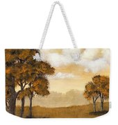 Yellow Mood Weekender Tote Bag