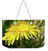 Yellow Mountain Flower's Petals Weekender Tote Bag