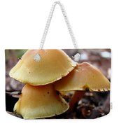 Yellow Mushrooms 2 Weekender Tote Bag