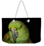 Yellow-naped Amazon Parrot Weekender Tote Bag