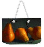 Yellow Pears Weekender Tote Bag