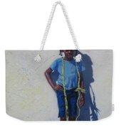 Yellow Rope Weekender Tote Bag