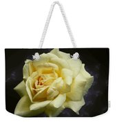 Yellow Rose 2 Weekender Tote Bag