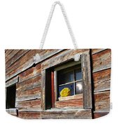 Yellow Rose Eclipse Weekender Tote Bag