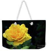 Yellow Rose - Full Bloom Weekender Tote Bag