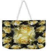 Yellow Roses 2 Weekender Tote Bag