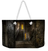 Yellow Stairs Weekender Tote Bag