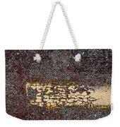 Yellow Stripe 1 Weekender Tote Bag