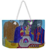 Yellow Submarine Weekender Tote Bag