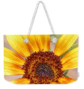 Yellow Sunflower Weekender Tote Bag