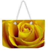 Yellow Tea Weekender Tote Bag